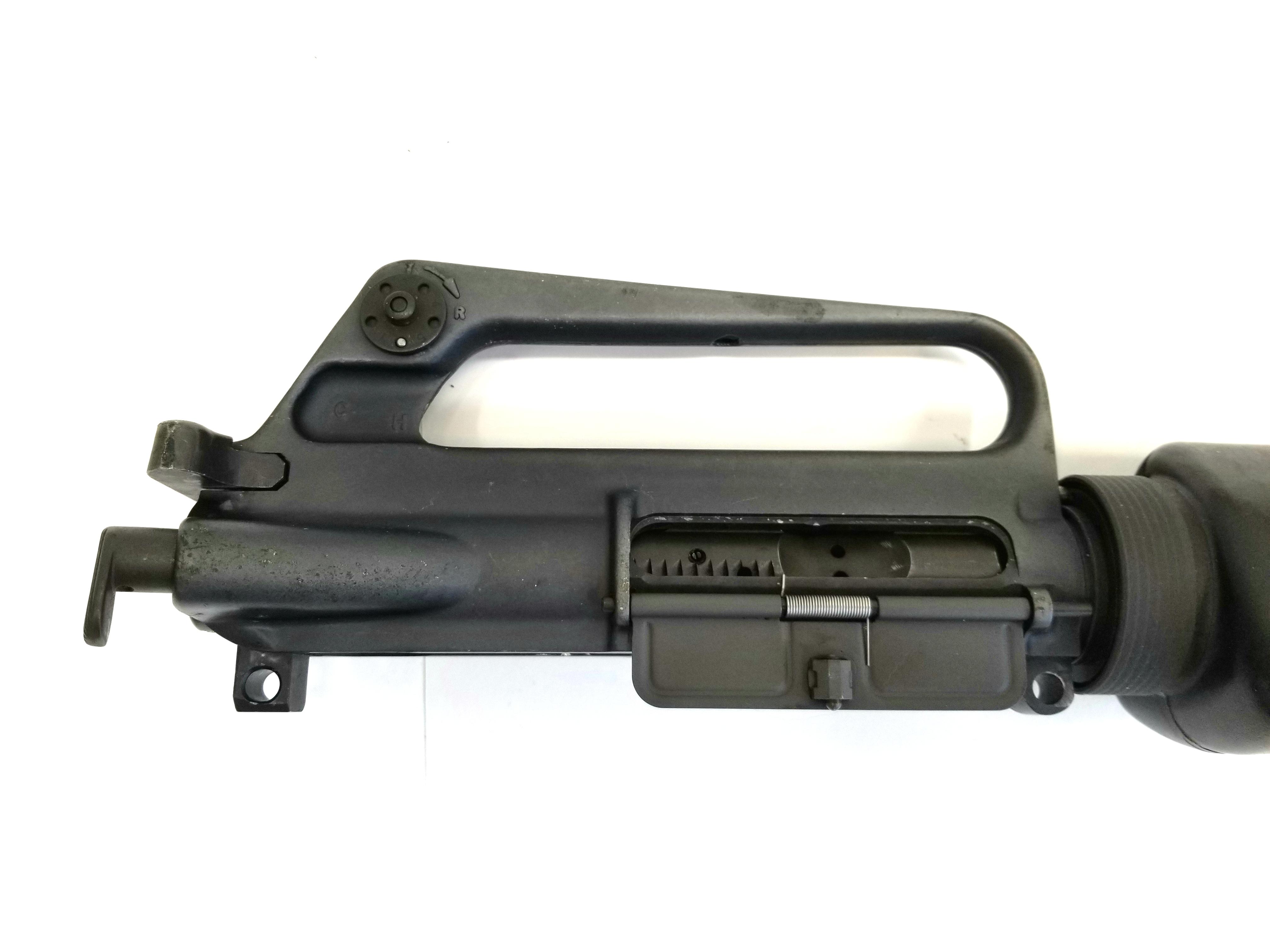COLT M16A1 UPPER RECEIVER ASSEMBLY IN GOOD USED CONDITION